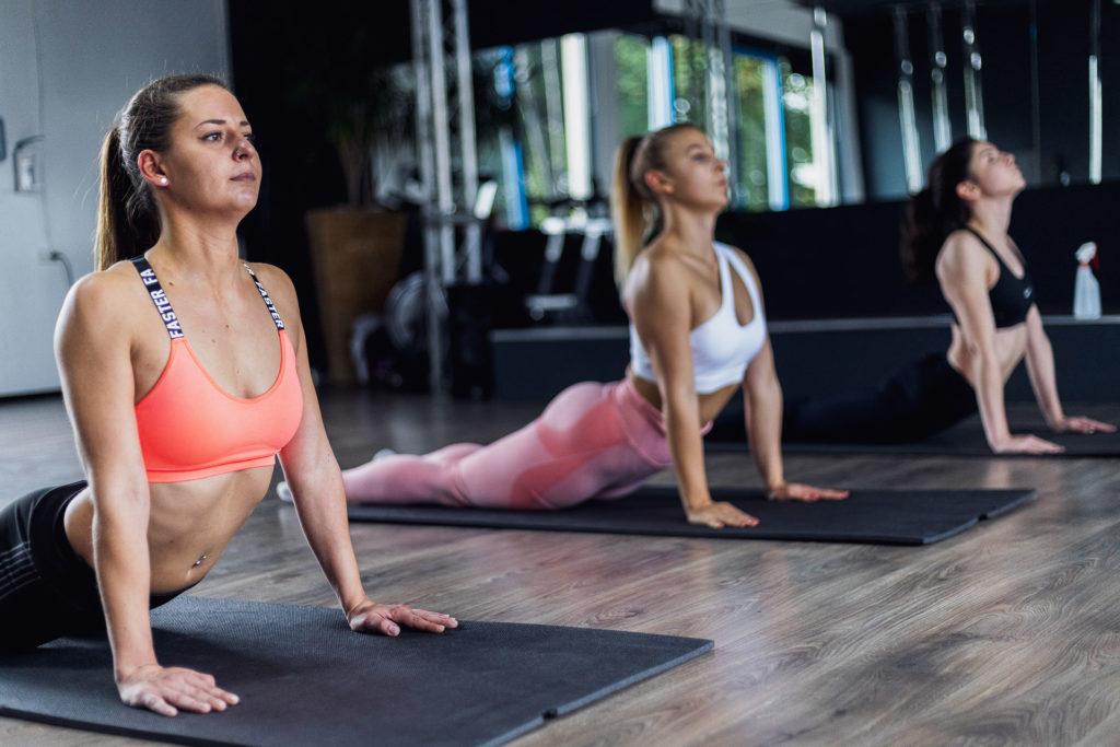 stretching dehnen kurs